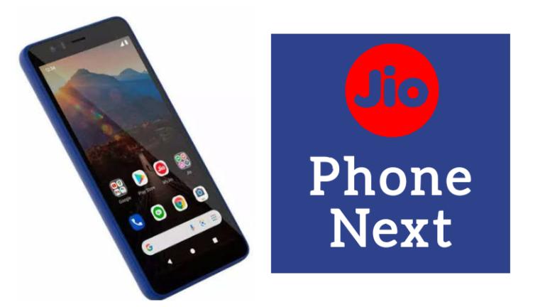 Jio Phone Next 2021