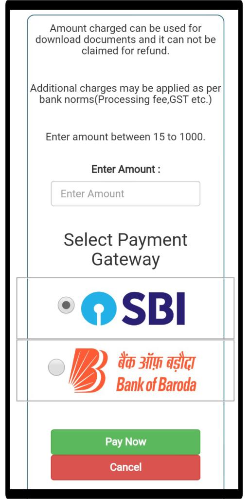Digital Sign Satbara Online